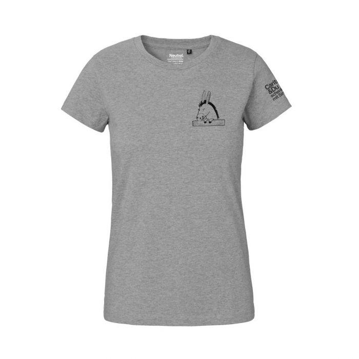 T-Shirt Esel Damen Motiv 3