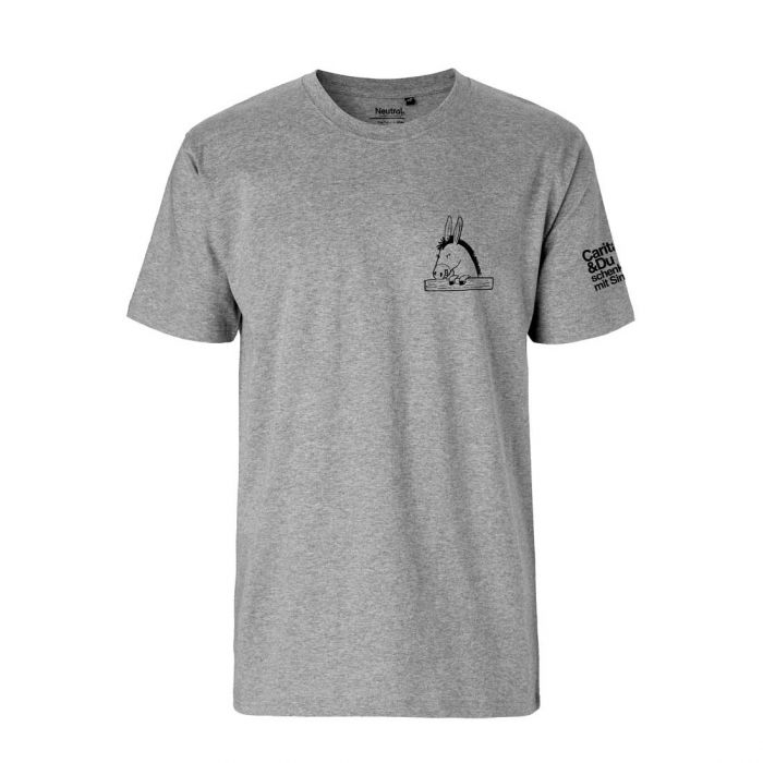 T-Shirt Esel Motiv 3 Herren
