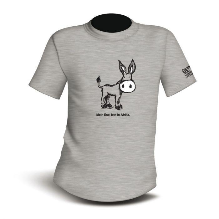 T-Shirt Esel Herren Motiv 2