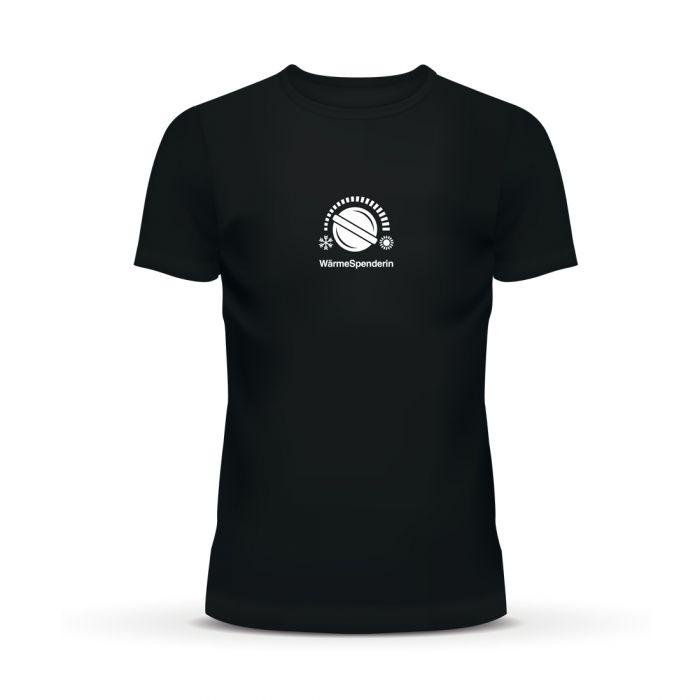 T-Shirt Wärmespenderin Damen Motiv2