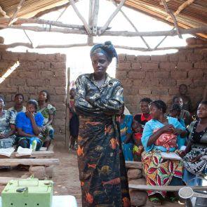 Sparkasse für Frauengruppen (Muttertag)
