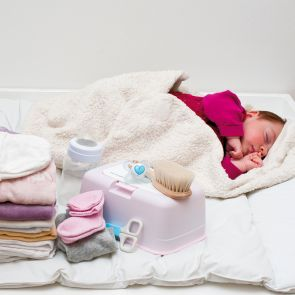 Babypaket (Muttertag)