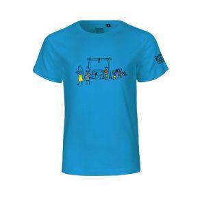 T-Shirt Brunnen Kinder
