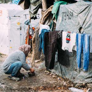 Hilfspaket für geflüchtete Menschen