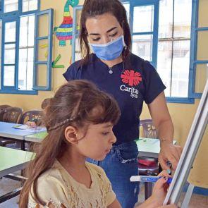 Zukunftsperspektiven für Kinder im Nahen Osten