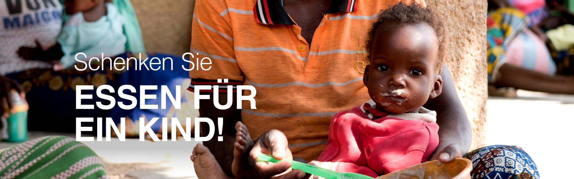Schenken Sie ein Hilfspaket für Kinder in Syrien